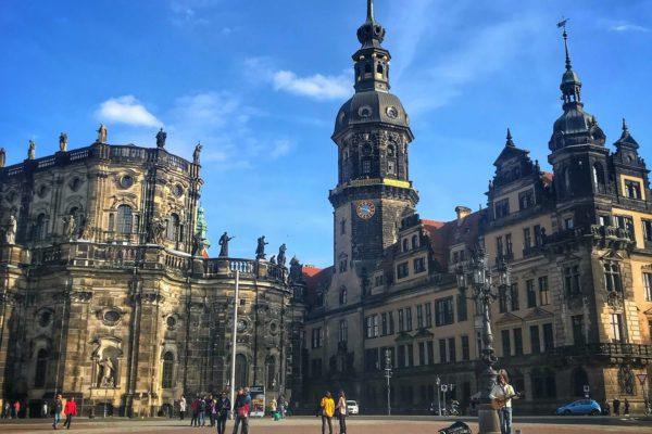 Дрезден. Немецкая история одного дня.
