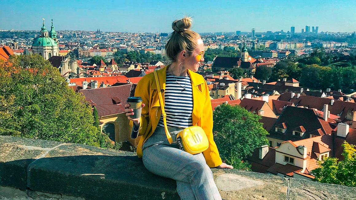 Прага. Любовь с первого взгляда.